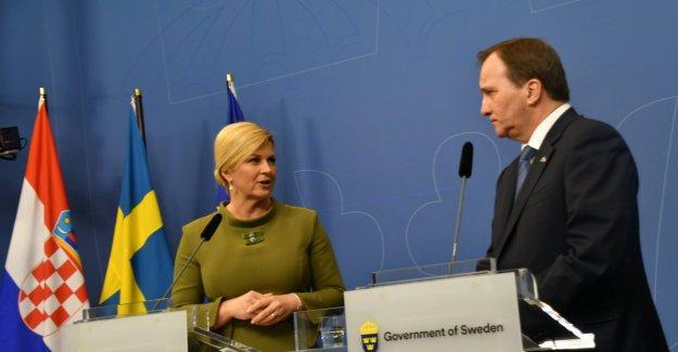 İsveç Başbakanı Löfven: ''Türkiye'ye karşı sorumlulukları yerine getirmeliyiz''