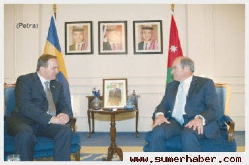 İsveç Başbakanı Stefan Löfven'in Ürdün Ziyareti Notları
