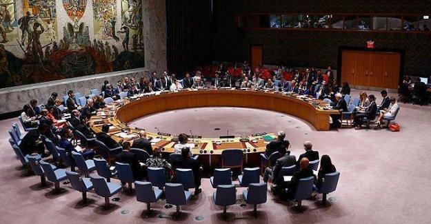 İsveç, BMGK'ya, Suriye tasarısı sundu