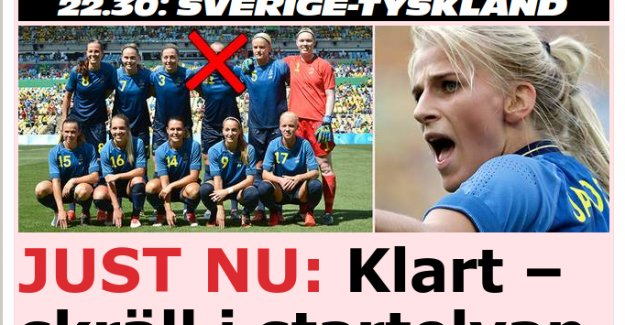 İsveç Bu maça kilitlendi