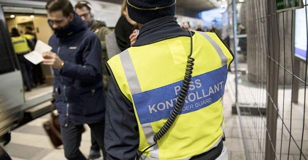 İsveç, Danimarka arasındaki sınır kontrolünü uzatmak istiyor