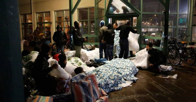 İsveç'e gelen sığınmacı sayısında büyük düşüş