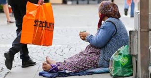 İsveç Ekonomi Bakanı: ''Dilencilere para vermeyin''