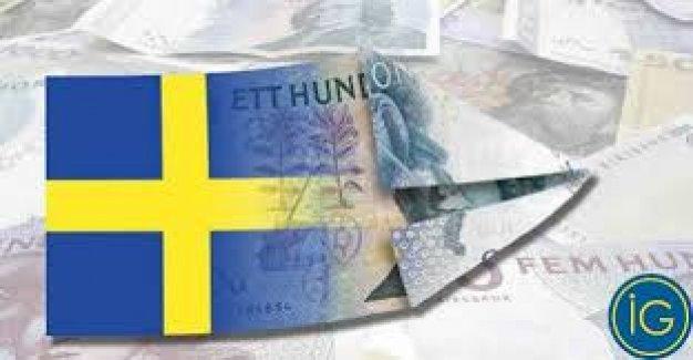 İsveç ekonomisi için büyüme tahminlerini değiştirdi