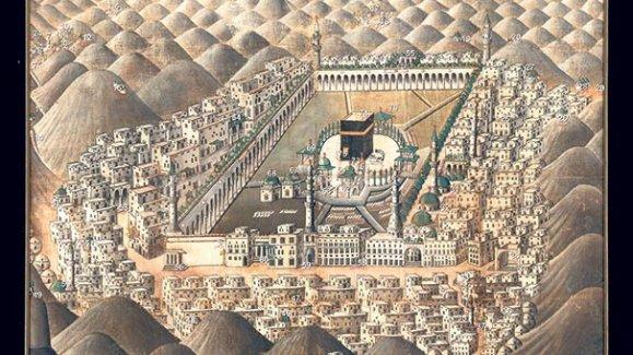 İsveç Enstitüsü Mekke tablosunun sırrı İstanbul'da araştırılacak