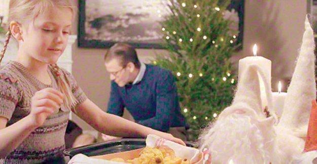İsveç Kraliyet Ailesi'nden Noel mesajı