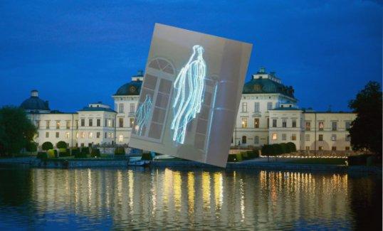 İsveç Kraliyet Sarayı'nda Hayalet