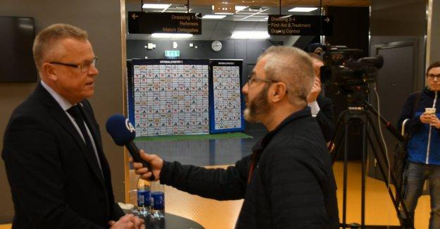 İsveç Milli Takımı'na Lagerback Dopingi