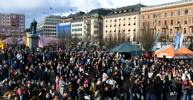 İsveç'te 23 Nisan Kutlaması