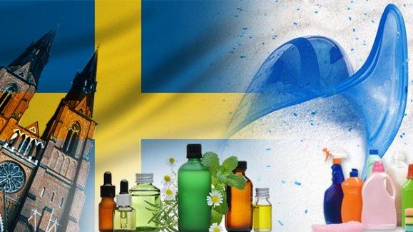 İsveç'te deterjanlara Türk parfümü