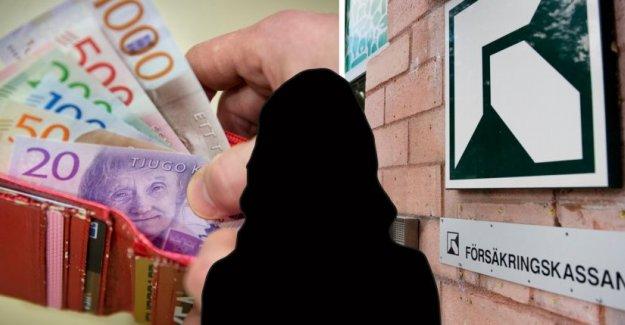 İsveç'te devlet yardımı ile geçinen kadının lüks yaşantısı ortaya çıktı
