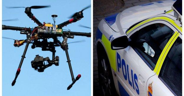 İsveç'te dron hava trafiğini aksattı