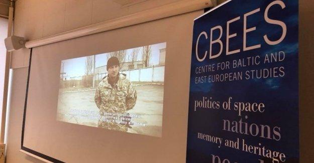 İsveç'te Kırım'ın işgalini anlatan film tanıtıldı