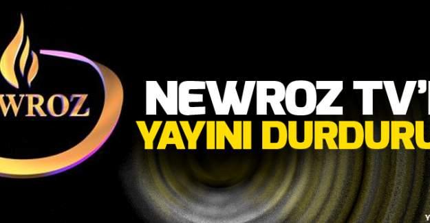 """İsveç'te """"Newroz Tv""""Nin Yayını Durduruldu"""