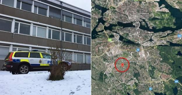 İsveç'te okulda bıçaklanan bir öğrenci öldü
