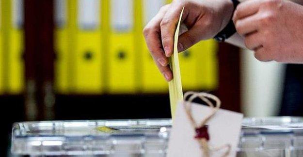 İsveç'te oy kullanmak isteyenlerin yapması gerekenler