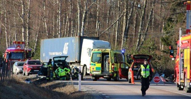 İsveç'te Paskalya Bayramı nedeniyle yollarda kazalar arttı