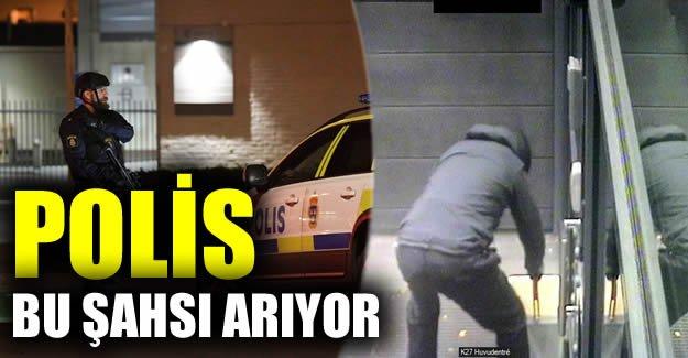 İsveç'te polis karakoluna bombalı saldırı ile ilgili flaş gelişme