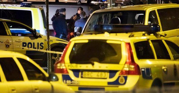İsveç'te polis karakoluna bombalı saldırı kamerada