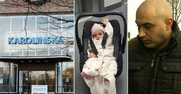 İsveç'te sağlık skandalı: ''Birşeyi yok ''diye gönderilen bebek evde öldü