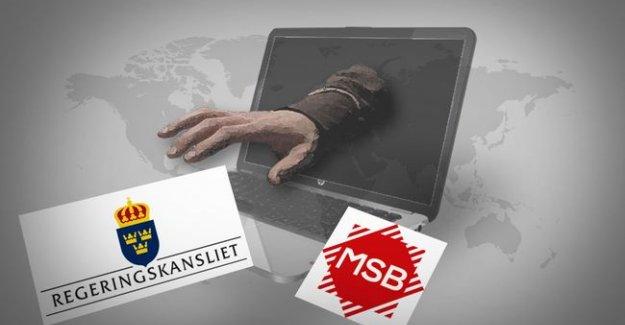 İsveç'te siber saldırı: bir çok internet sayfasına erişilemedi