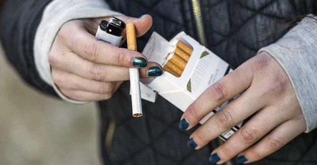 İsveç'te sigara yasağı genişleyecek