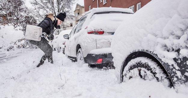 İsveç'te soğuklar devam edecek mi?