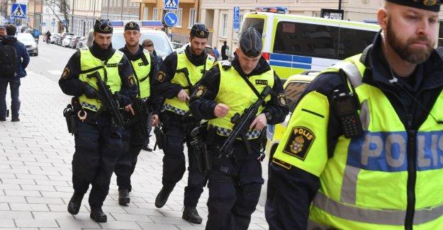 İsveç'te terör saldırısı hazırlığı yapan 1 kişi yakalandı