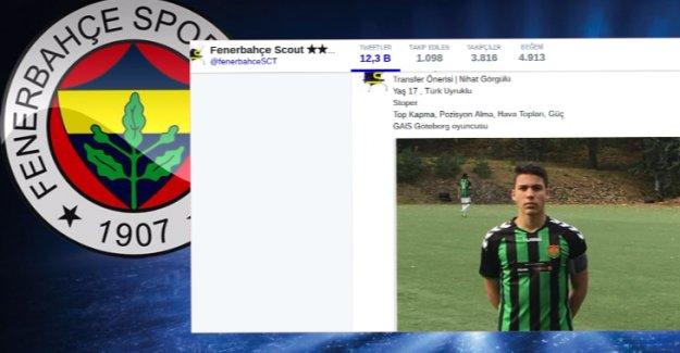 İsveç'te Türk asıllı futbolcu Fenerbahçe yolunda
