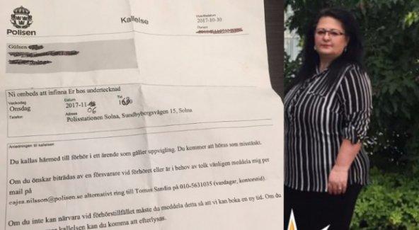 İsveç'te Türk toplumundan firari FETÖ'cüye tepki