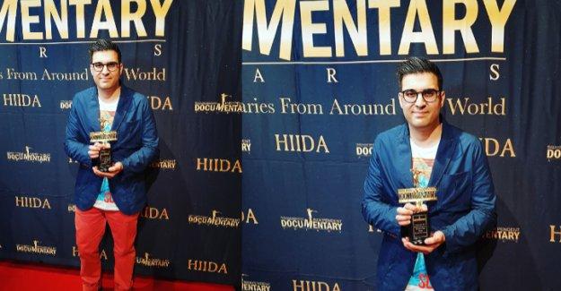 İsveç'te Türklerin yaptığı belgesel ABD'den ödül aldı