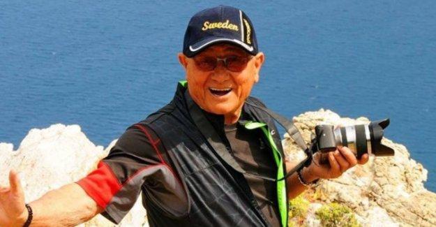 İsveç'te uzun süre yaşayan fotoğrafçı Ercan Koçman hayatını kaybetti