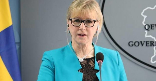 İsveç'ten BM Güvenlik Konseyi'ne  Arakan Oturumu Talebi