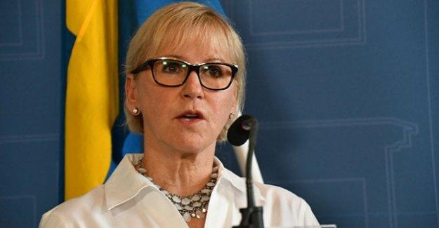 İsveç'ten Duma'daki kimyasal saldırıya tepki