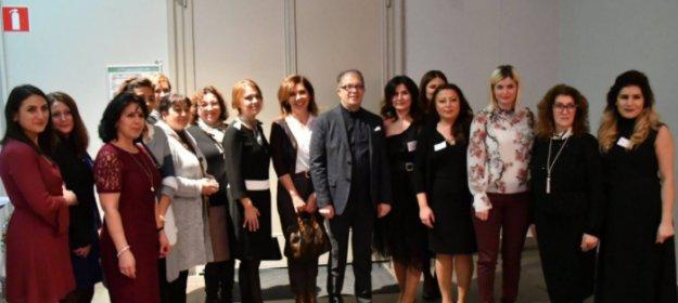 İsveç Türk Kadınlar Federasyonu 10. Yılını Kutladı