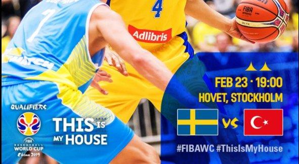 İsveç- Türkiye  Maçı Öncesi Güvenlik Duyurusu