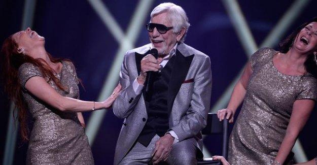 İsveçi'in en yaşlı Eurovision adayı 87 yaşında