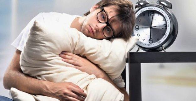 İsveçli Bilim Adamları: ''Az Uyuyanlar da Ölüm Riski İki Kat