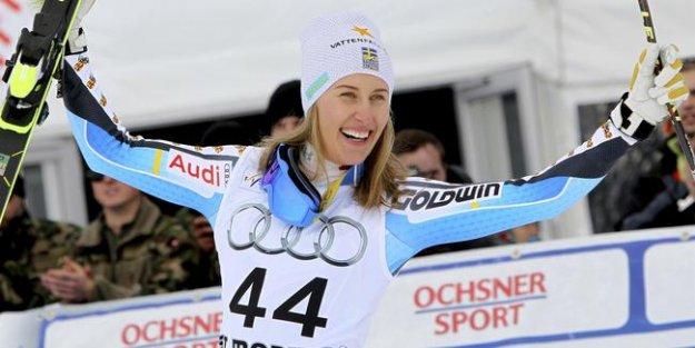 İsveçli kayakçı depresyona girdiğini açıkladı