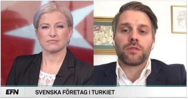 ''İsveçli Şirketlerin Türkiye'de Geleceği Çok Parlak...''