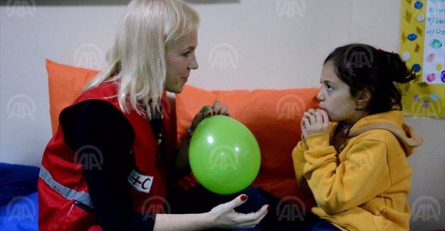 İsveçli yetkili Türkiye'deki sığınmacıların bakımına hayran kaldı