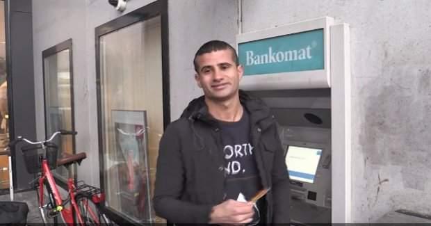 İsveç'te para saçan bankamatikten 600 bin kron çekti...