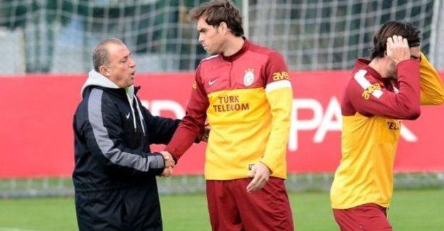 Johan Elmander: Galatasaray için futbolcu gözlemliyorum