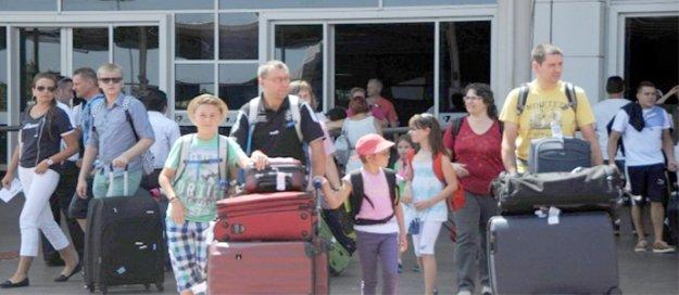 Kıbrıs'a giden İsveçli turist sayısında artış