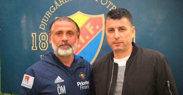 Kırcı'dan İsveç 1.Lig Ekibine Ziyaret