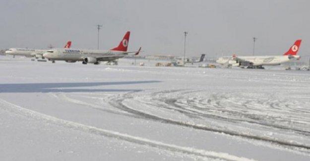 Kış Aylarında Buz Tutan Havalimanlarına Çözüm İsveç'ten