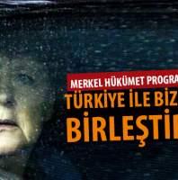 Türkiye ile bizi birçok şey birleştiriyor