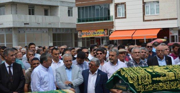 Kulu Belediye Başkanı Yıldız'ın Babası Son Yolculuğuna Uğurlandı