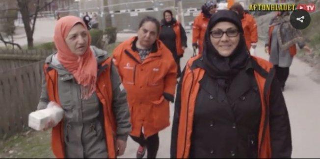 Kululu Fatma İpek Alcı, İsveç'te 'yılın kahraman kadını' ödülüne aday