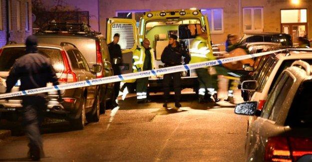 Malmö'de bir kişi öldürüldü